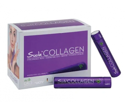 Suda Collagen 40ml x14 Adet.SKT:02/2021